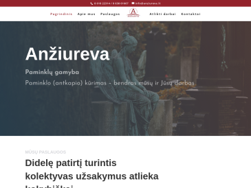 Anžiureva, UAB