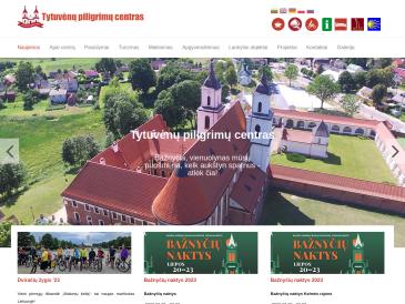 """Domus rafaeli, svečių namai, VšĮ """"Tytuvėnų piligrimų centras"""""""