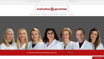 Sveikatos garantas, klinika