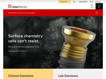 Nobel Biocare, UAB
