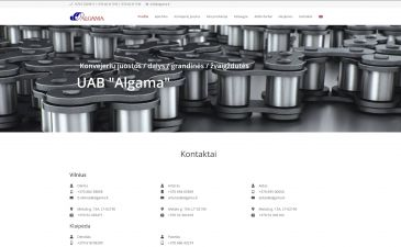 Algama, UAB