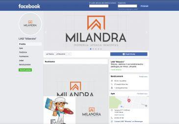 Milandra, UAB