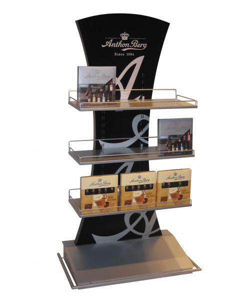 Konditerijos gaminiams skirti stoveliai