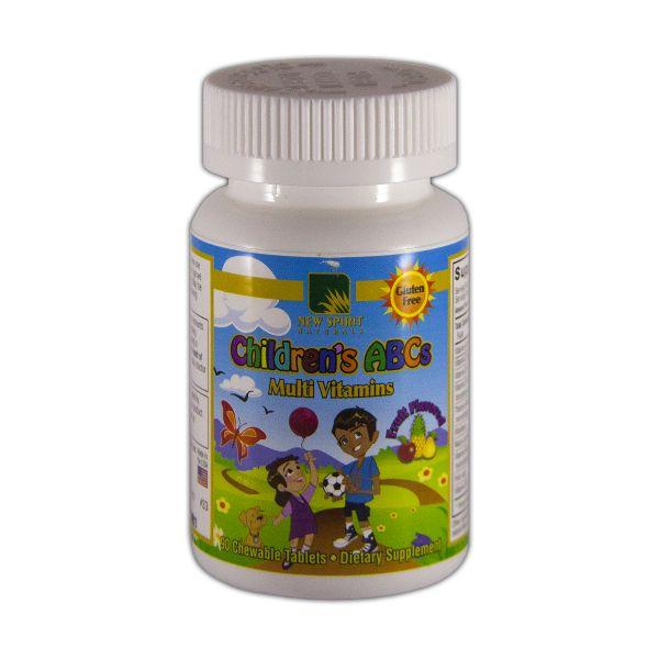 CHILDREN's ABC's (90 tablečių)