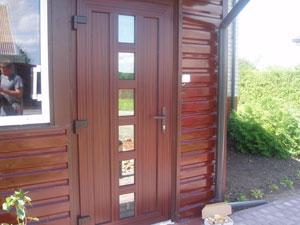 Šarvuotos durys