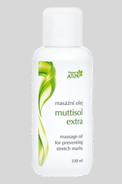 Masažo aliejus MUTTISOL EXTRA (mamoms)