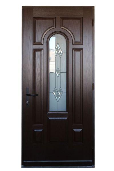 Stiklo pluošto durys