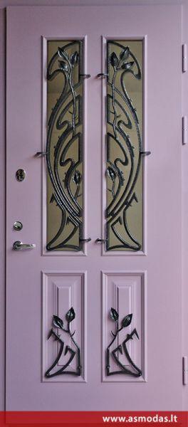 Šarvuotos durys Asmodas uab