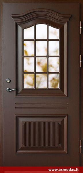 Metalinės durys Asmodas UAB