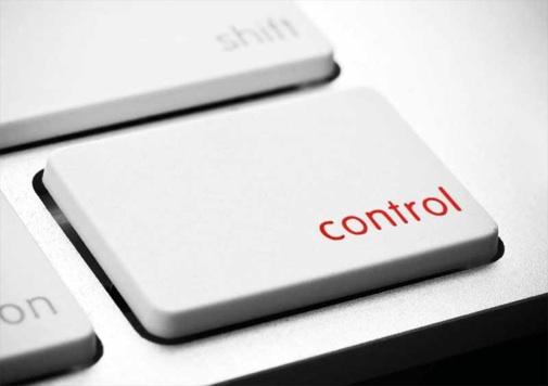 Kontroliuojame