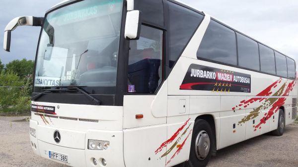 Autobuso nuoma