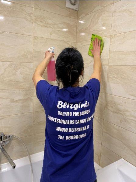 Namų - butų valymo paslaugos