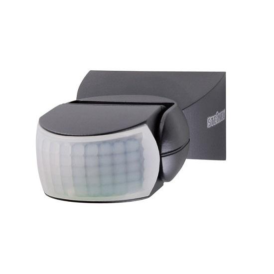 Judesio sensorius IS-1 120° 500W IP54 juodas Steinel