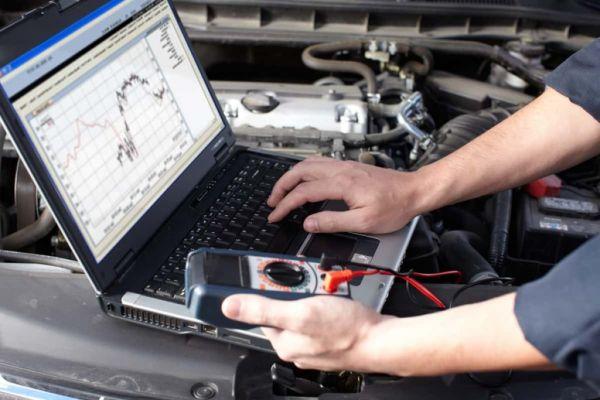 Automobilio patikra | Kompiuterinė diagnostika
