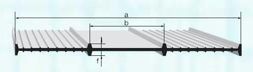 KUNEX deformacinių, konstrukcinių siūlių sandarinimo juostos