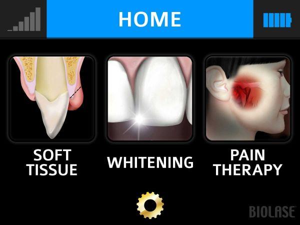 Gydymas Lazeriu - stebuklas be skausmo !
