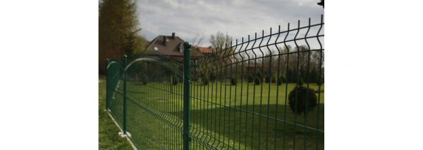 Segmentinės tvoros 3D 2D