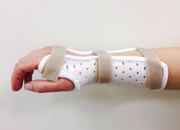 Individualių ortopedinių gaminių gamyba