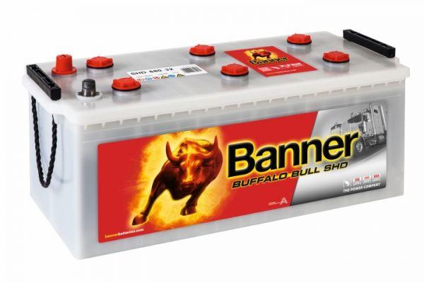 Banner 180AH 1000A buffalo shd