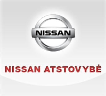 NISSAN atstovybė