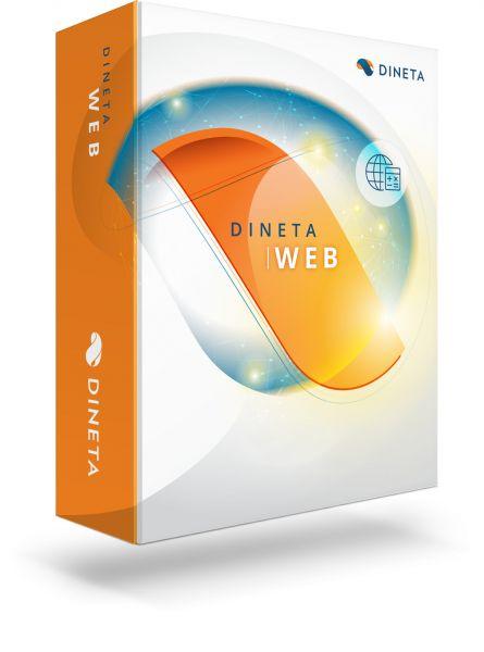 DINETA.web: internetinė buhalterinės apskaitos programa