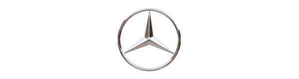 Mercedes-Benz valytuvai