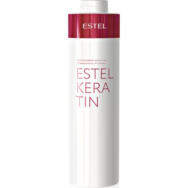 ESTEL KERATIN šampunas plaukams1000 ml