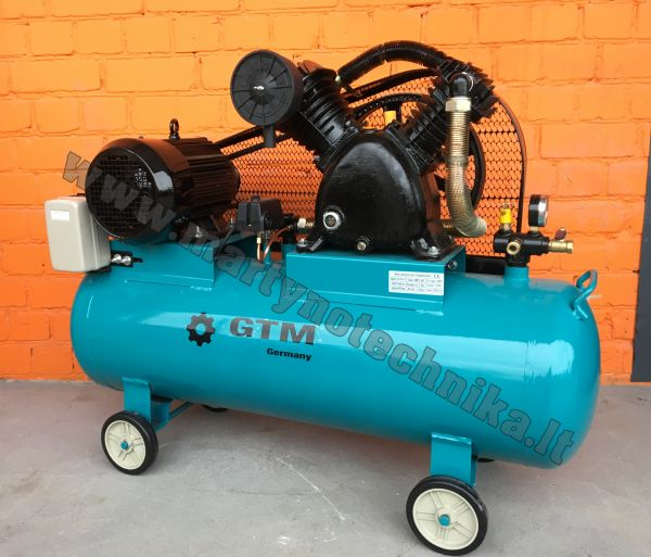 GTM oro kompresorius 2C 120L 600L/min