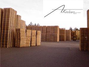 Medinių padėklų gamyba, prekyba