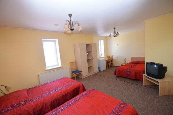 Trivietis kambarys