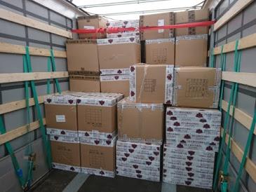 Nauja paslauga - dalinių krovinių gabenimas