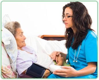 Gulinčių ligonių priežiūra