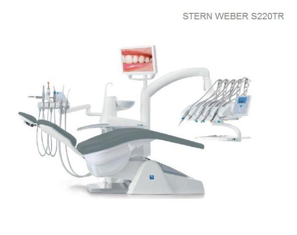 Odontologinis įrenginys STERN WEBER S220