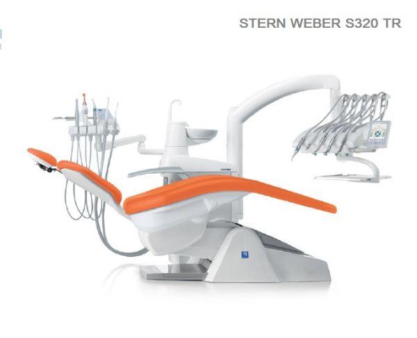 Odontologinis įrenginys STERN WEBER S320 TR
