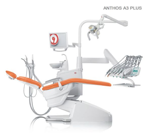 Odontologinis įrenginys ANTHOS A3 PLUS