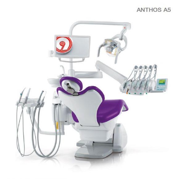 Odontologinis įrenginys ANTHOS A5