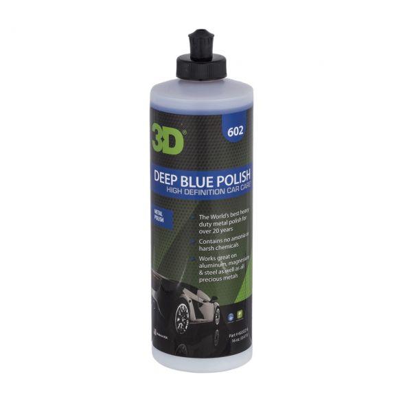 Deep Blue Polish – metalinių paviršių polirolis