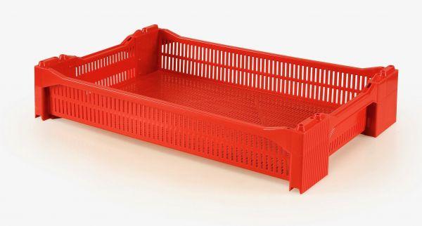 Plastikinė dėžė – 600x400x125 mm