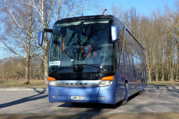 Setra S416 HDH.