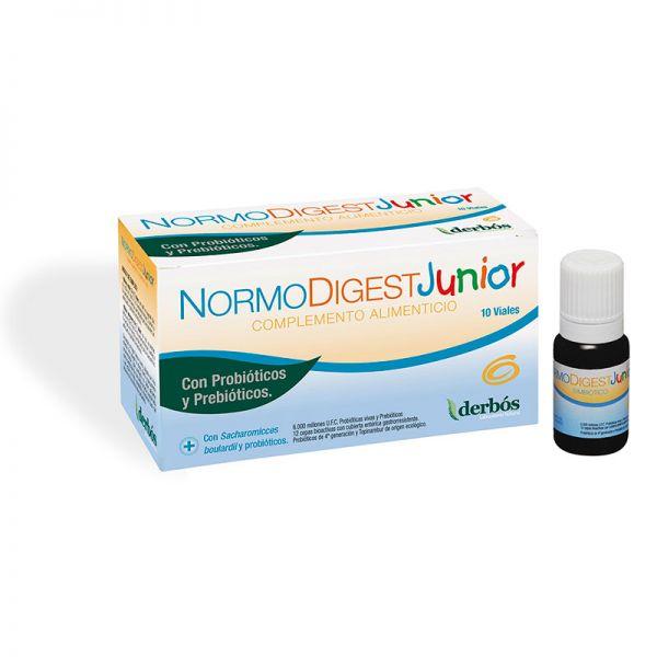 NORMODIGEST JUNIOR, probiotikai vaikams