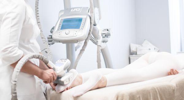 Limfodrenažinis LPG masažas kūnui