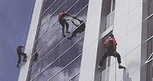 Darbai  bet kokiame aukštyje, pastatų viduje bei išorėje