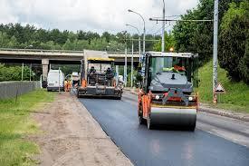 Kelių, gatvių statyba ir remontas