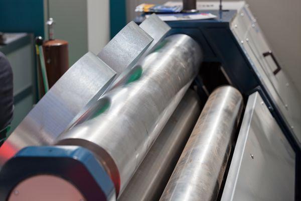 Metalo lakštų valcavimas