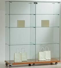 Stiklinės vitrinos