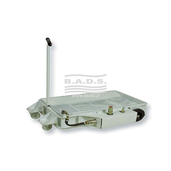 Panaudoto aušinimo skysčio surinkimo indas su pneumo siurbliu 0951-500W