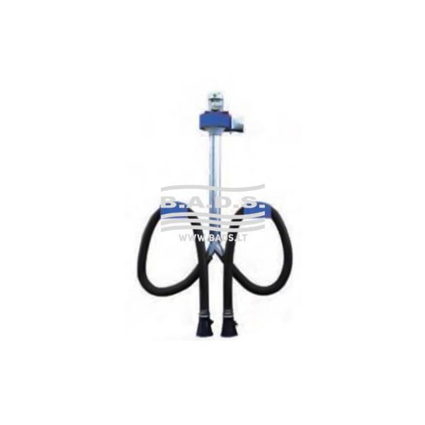 Išmetamųjų dujų surinkimo sistema Argon