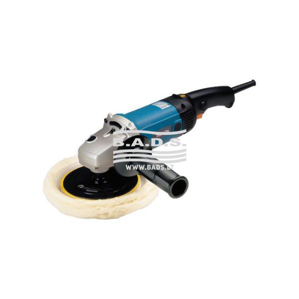 Elektrinis poliravimo įrankis