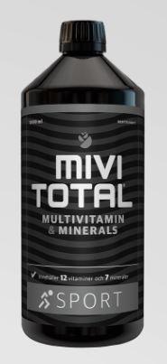 Vitaminai Mivitotal Sport