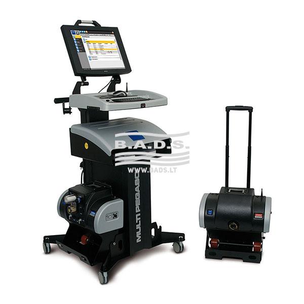 Matavimų prietaisas (Motortesteris) MULTI PEGASO TRUCK